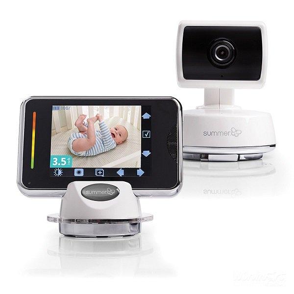 Camera báo động khi bé khóc Baby Touch Plus thiết kế thông minh