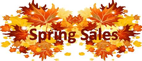 Spring sales_2
