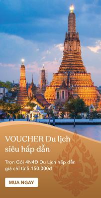 Voucher du lịch Thái Lan