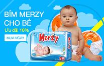 Bỉm Merzy 3