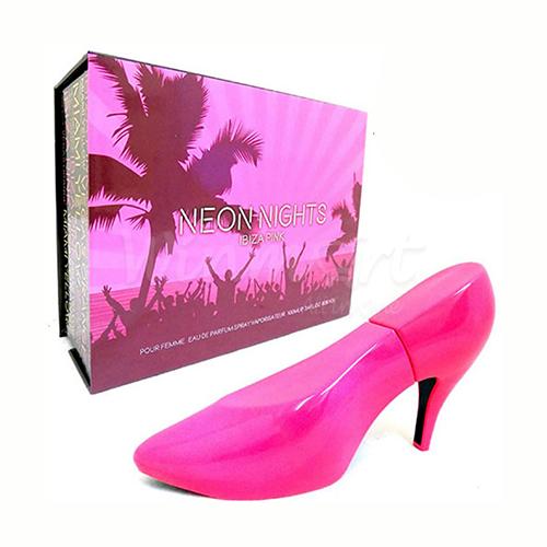 Nước hoa nữ Neon Nights Ibiza Pink 30ml   WinMart